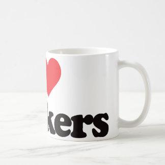I Love Yonkers Coffee Mug