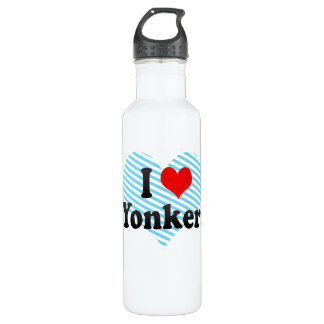 I Love Yonkers, United States 710 Ml Water Bottle