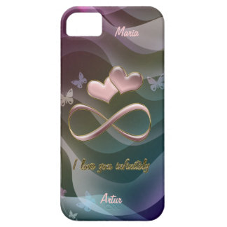 I love you infinitely iPhone 5 covers