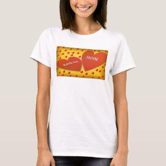 I Love You Momy T-Shirt