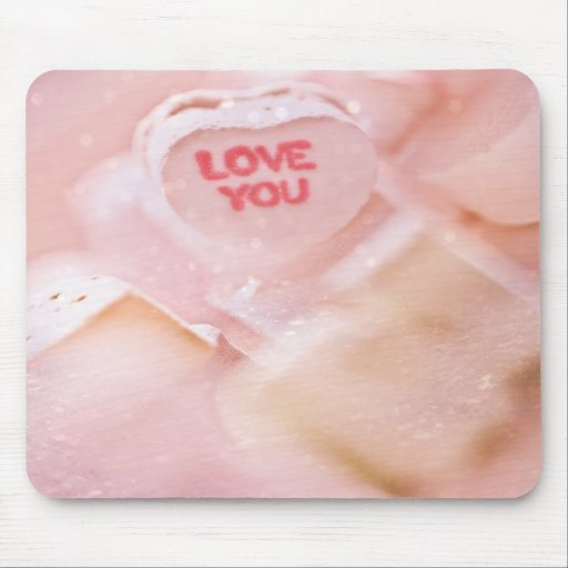 I love you *mousepad*
