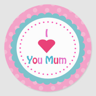 Browse the Mother's Day Sticker Collection and personalise by colour, design or style.