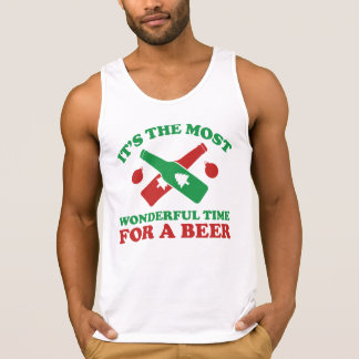 I'm Dreaming Of A Drunk Christmas Singlet
