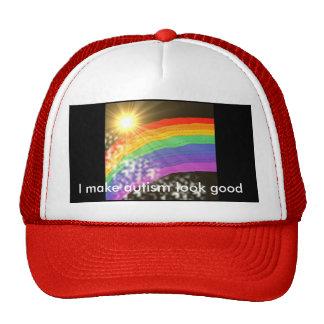I make autism look good cap