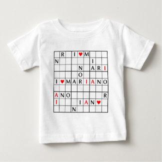 I♥MARIANO BABY T-Shirt