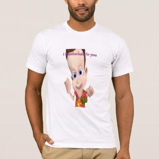 I Masturbate To You Shirt