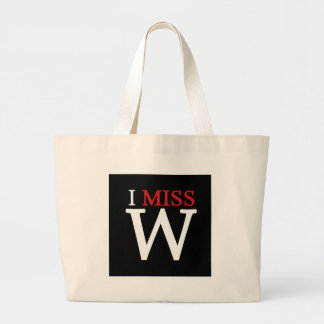 i MISS W! Tote Bags
