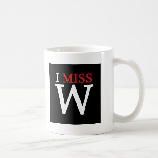 i MISS W! Coffee Mug