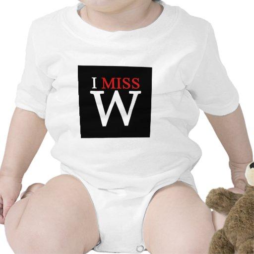 i MISS W! Baby Creeper