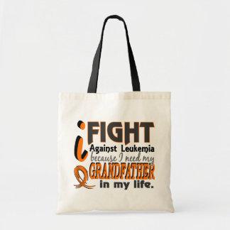 I Need My Grandfather Leukemia Bags