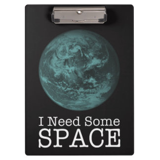 I Need Some Space Clipboard