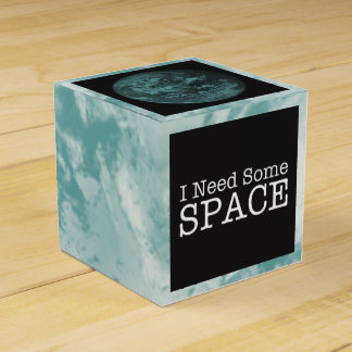 I Need Some Space Party Favor Box Party Favour Box
