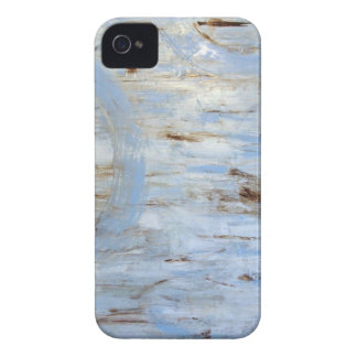 I Phone 4/4s Case Sky Blue Circles iPhone 4 Covers