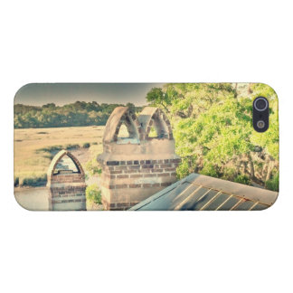 I Phone 5 Case Rooftop View