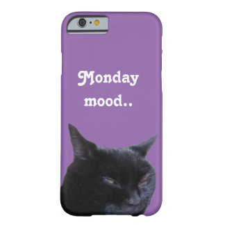 i-Phone Case-Mate cat monday mood by Billy Bernie