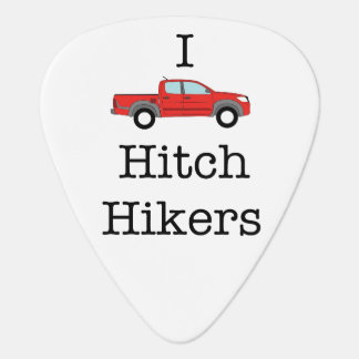 I [pickup] Hitchhikers Plectrum