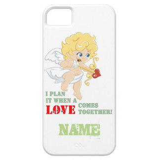 I Plan It When A LOVE Comes Together! iPhone 5 Cases
