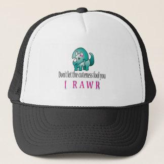 I Rawr Trucker Hat