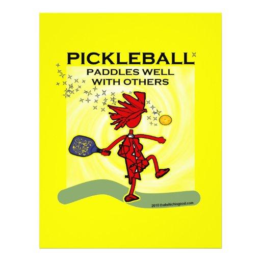 I Relish Pickleball Shirts & Gifts Flyer