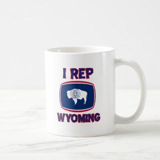 I  Rep Wyoming Coffee Mug