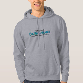 I Rescued a Bichon-A-Ranian (Male) Dog Adoption Hoodie