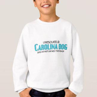 I Rescued a Carolina Dog (Male Dog) Sweatshirt