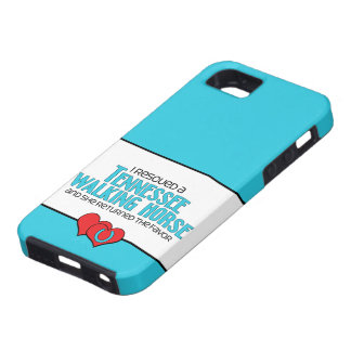 I Rescued a Tennessee Walking Horse (Female Horse) Case For The iPhone 5