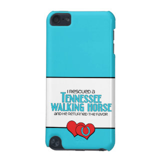I Rescued a Tennessee Walking Horse (Male Horse) iPod Touch 5G Cover