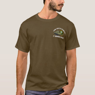 I Rode With The 2nd Cav! - 2nd ACR M551 T-Shirt