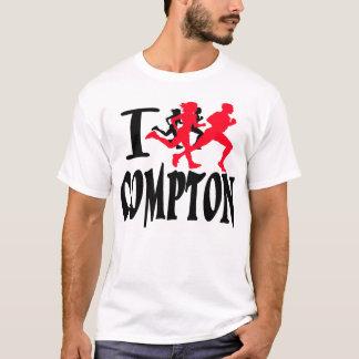 I Run Compton -- T-Shirt