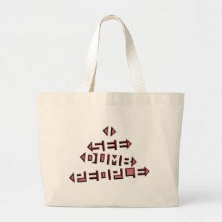 I See Dumb People Bags