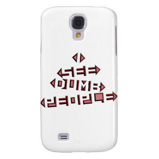 I See Dumb People Samsung Galaxy S4 Covers