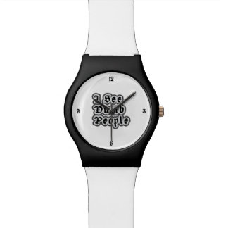 I See Dumb People Watches