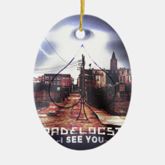 I See You new Release Christmas Ornament