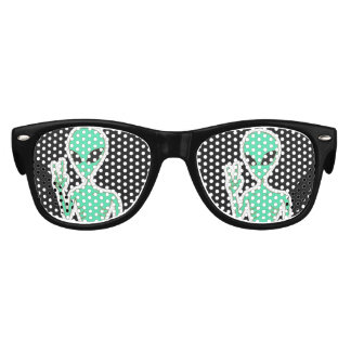 I SEE YOU WEIRD PARTY GALSSES KIDS SUNGLASSES