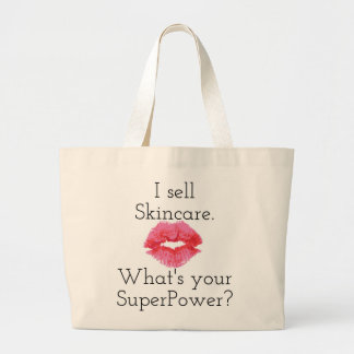 I Sell Skincare. What's Your SuperPower? Tote