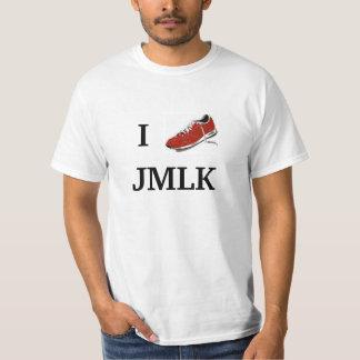 "I ""Shoe"" JMLK T-shirt"