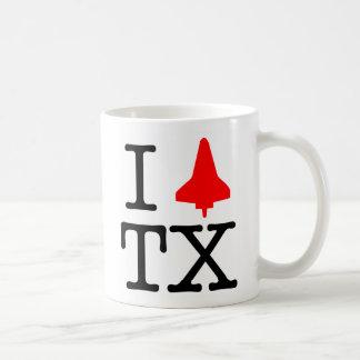 I Shuttle TX Basic White Mug