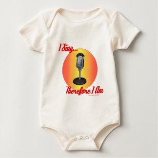 I Sing 2007 Baby Bodysuit