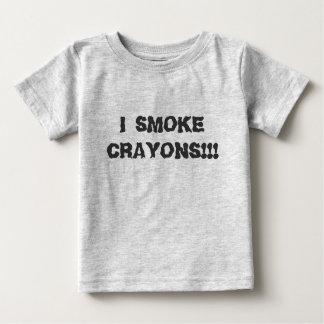 I SMOKE CRAYONS!!! SHIRTS