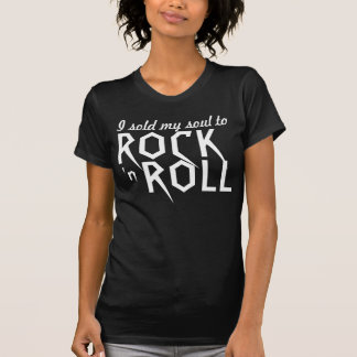 I sold my soul to rock 'n roll tank