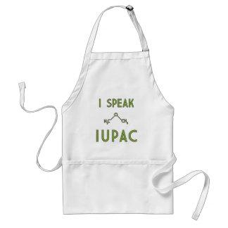 I Speak IUPAC Apron