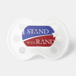 I Stand With Rand Dummy