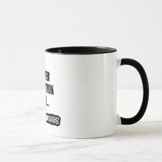 I Suffer Attention Defi... Mug