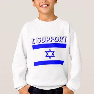I Support Israel Sweatshirt
