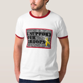 I Support Our Troops T-shirt