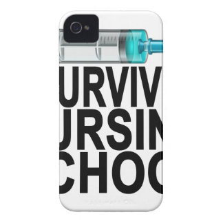 I survived nursing school Women's T-Shirts iPhone 4 Cover