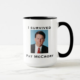 I survived Pat McCrory Mug