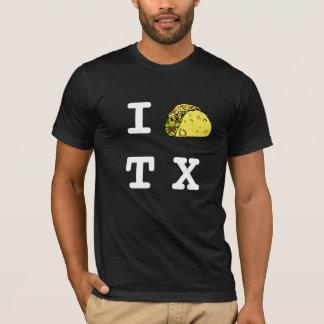 I Taco TX (Dark-Shirt) T-Shirt