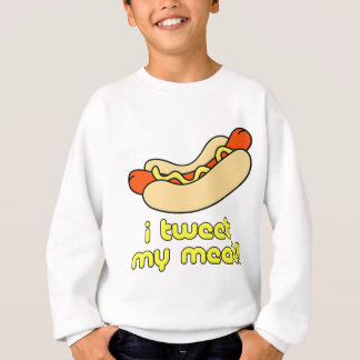 I Tweet My Meat Sweatshirt